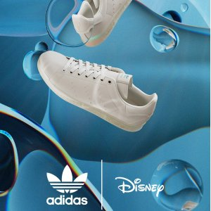 €35起,Ozweego、NMD都有adidas X Disney 小人鱼系列上新 夏日必备清爽运动鞋