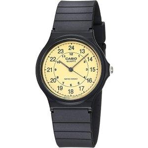 CasioMen's MQ24-9B Classic Analog Watch