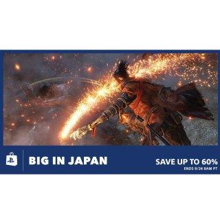 《合金装备 幻痛》仅售$4.99PS4 日式游戏特卖, 只狼、鬼泣、最终幻想系列 都参加