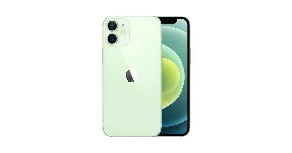 iPhone 12 Mini (256GB, Green) | iPhones |