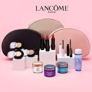 Free 7pc Gift Setwith $37.5 Lancome Purchase @ Dillard's