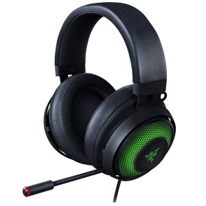 $108(原价$201)美亚直邮Prime Day:Razer Kraken UltimateRGB 游戏耳机