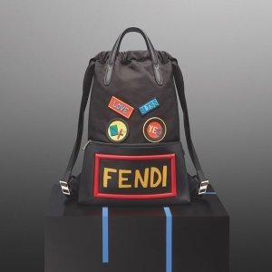 $239.99起Gilt 精选 Fendi男士包包配饰热卖 收小怪兽