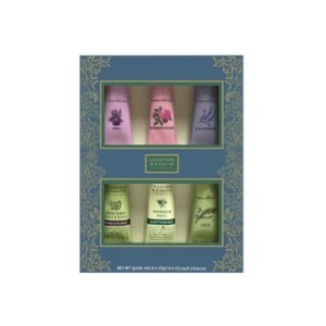 Crabtree & EvelynBlue Filigree Vertical Hand Therapy Explorer