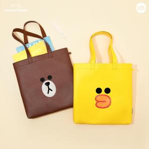 $6起 小黄鸭拖鞋$15折扣升级:Line Friends 系列可爱零钱包、手提包、小卡包热卖