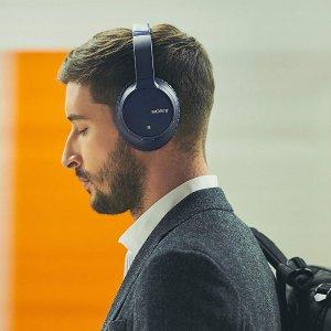 现价£109.99(原价 £150)Sony WH-CH700N 无线主动降噪耳机(蓝色)