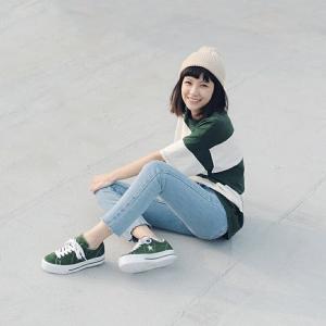 新款$155 酷女孩值得拥有Converse X MadeMe 联名鞋带你重返90年代街头潮流
