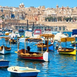 $7997天 马耳他旅行套餐 全程4星酒店 含机票 含早餐