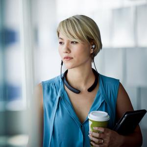 限时到手¥1949(原价¥2229)Bose QuietControl QC30 无线蓝牙降噪智能入耳式耳机