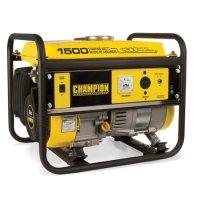 Champion Power Equipment 1200W 便携式发电机