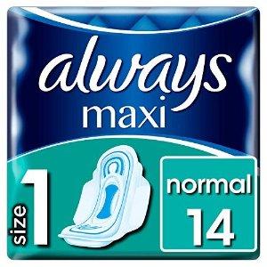 日用卫生巾 14Stuck