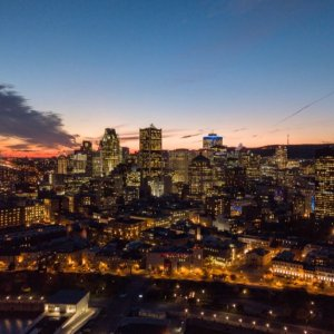 As low as $187 on AAWest Coast to Montreal / Toronto Canada Roundtrip Airfare Sale