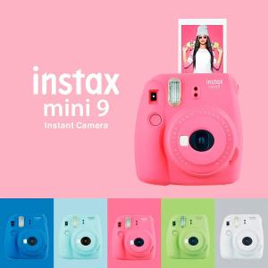 £54.99起 多配色可选Fujifilm Instax Mini 9 拍立得闪促