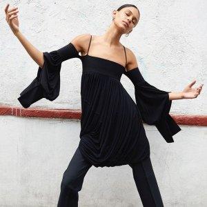 低至额外7.5折 入手Celine穆勒鞋YOOX现有精选成衣美鞋美包等折上折热卖