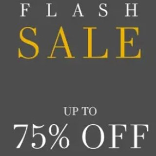 Up to 75% Off + Extra 30% OffNeiman Marcus Two Day Flash Fashion Sale