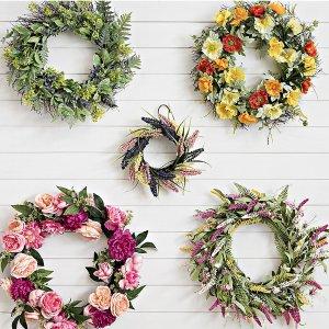 低至4折Kirkland's 精选干花、仿真花装饰热卖