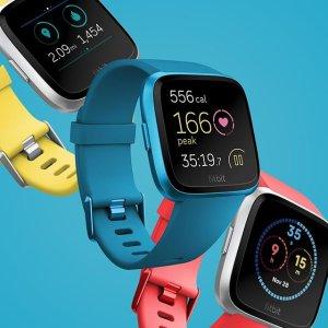 低至7折, $69.95起Fitbit 智能手表专场 时刻关注你的身体 送礼佳品