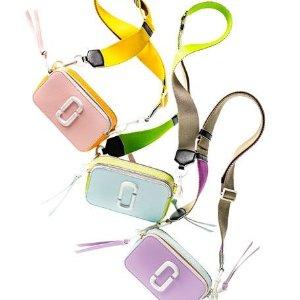 全线6.5折 Snapshot仅¥1800 直邮中国Marc Jacobs相机包、双肩包、锁头包热卖