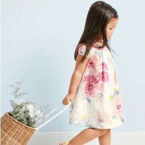 Extra 50% Off Sale Items+ 40% Off Kids Regular Priced Items @ Gap