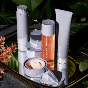 €35.95收明星护肤3件套Fenty Skin 高颜值精简护肤开售 成分天然环保 速收这抹温柔紫