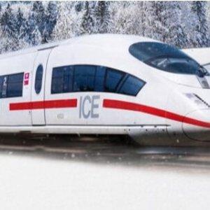 德国火车通票每人才34.95欧