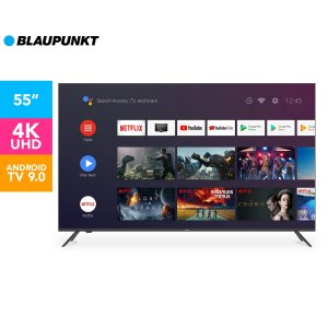 55-Inch 4K UHD Android Smart TV