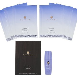 TATCHA Luminous Deep Hydration Firming Serum & 6 Sheet Masks Sale