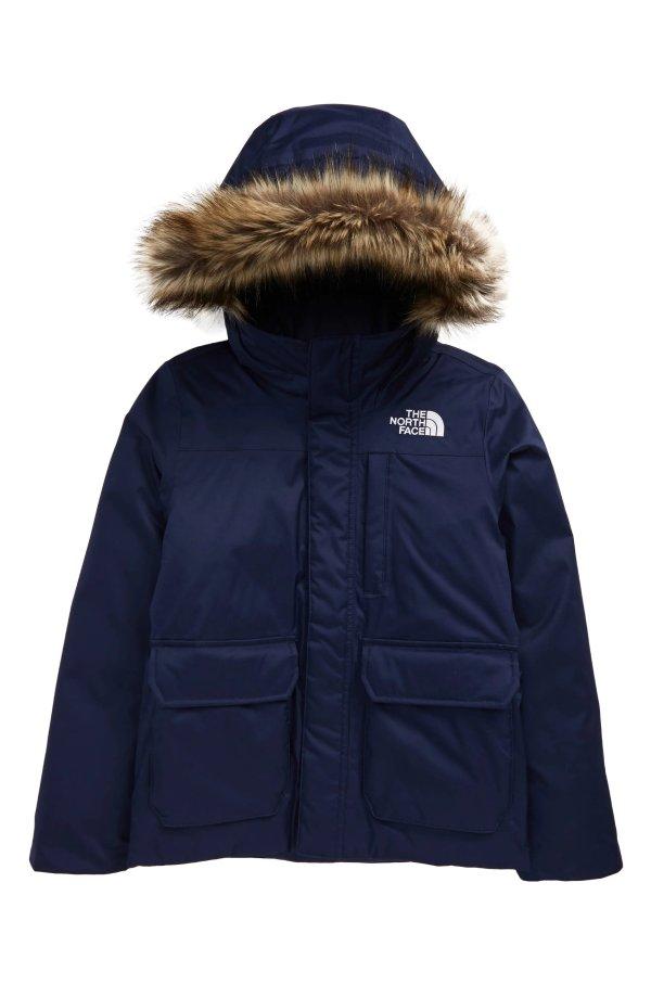 儿童保暖外套