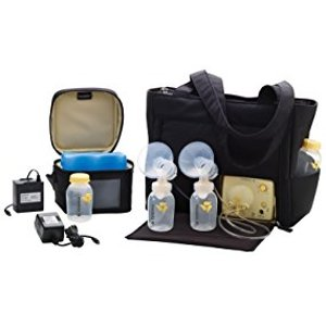 Amazon.com: Medela Pump in Style Advanced Breast Pump with On the Go Tote: Baby