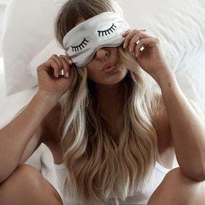 7折 征服超多明星Slip 真丝眼罩枕套 有效防止螨虫滋生,痘肌超友好
