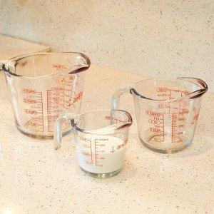 $34.54(原价$39)Anchor Hocking 玻璃凉杯3件套 同类销量冠军