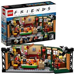 $59.99 补货速抢LEGO 老友记-中央公园咖啡馆 21319
