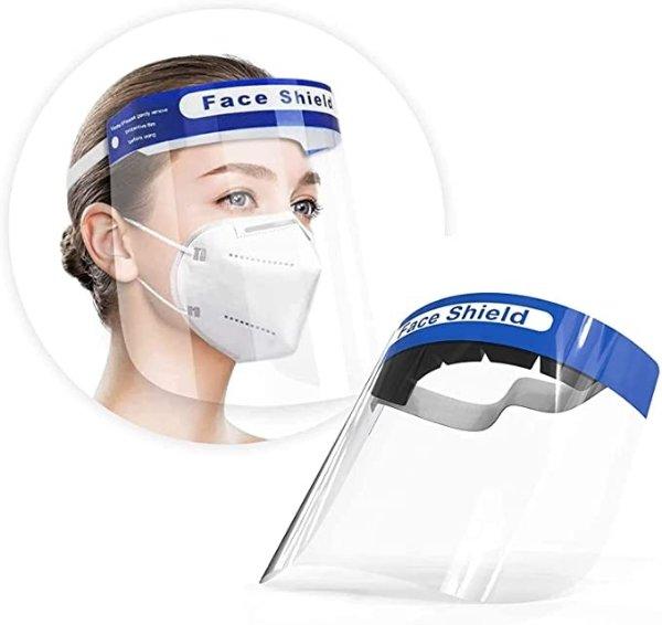 防护面罩 5个