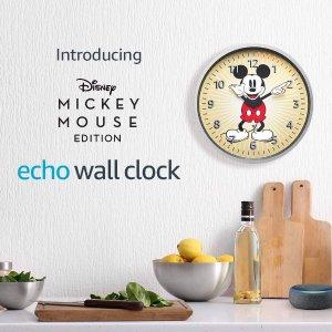 $37.49Echo Wall Clock 智能掛鐘 迪士尼米老鼠版