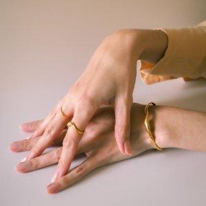 全场9折独家:Bar Jewellery 浪漫小众首饰热促 简约流畅的经典美学