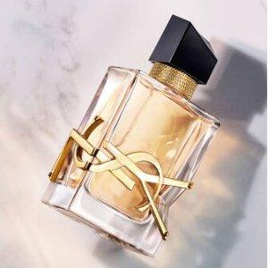 As Low As $30New Arrivals: YSL Beauty Libre Eau De Parfum