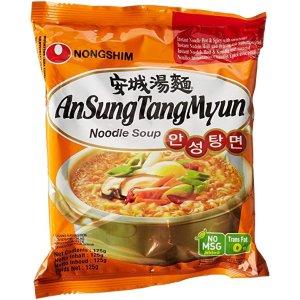 €0.95/包NONG SHIM 安城汤面 20 x 125 g