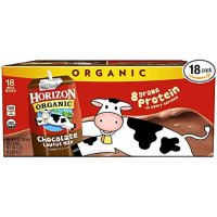 Horizon Organic 低脂有机奶 巧克力 8oz 18盒