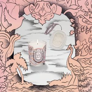£28起 情人节送礼担当补货:Diptyque 官网 限量版玫瑰蜡烛香薰喷雾热卖
