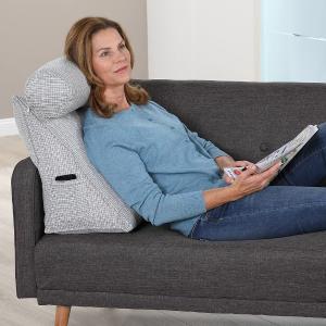 仅售€29.99maxVitalis 床上多用靠垫 追剧神器 支撑力好 久靠不塌腰