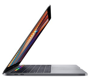 $1999.99 包邮Apple MacBook Pro 2018新款 带Touch Bar i7, 256GB