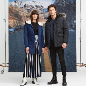 25% Off Sitewide $89.25 Get PufferAndrew Marc Winter Clothing on Sale