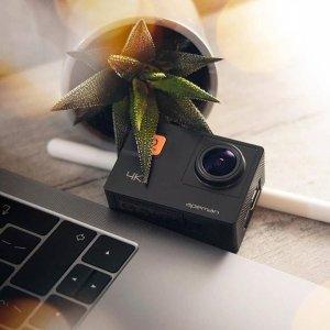 低至5折 €50.99收封面款闪购:运动相机专场限时热卖 GoPro平替 记录你的点点滴滴