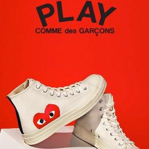 $135+包邮补货:Converse X CDG Play 70 合作款