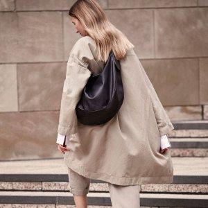 8.5折 £12收纯棉T恤 折扣随时消失上新:COS Essentials 精选系列 收高品质气质美衣