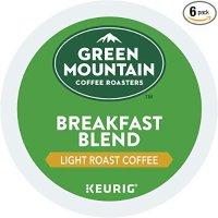 Green Mountain Coffee 早餐咖啡 轻度烘焙