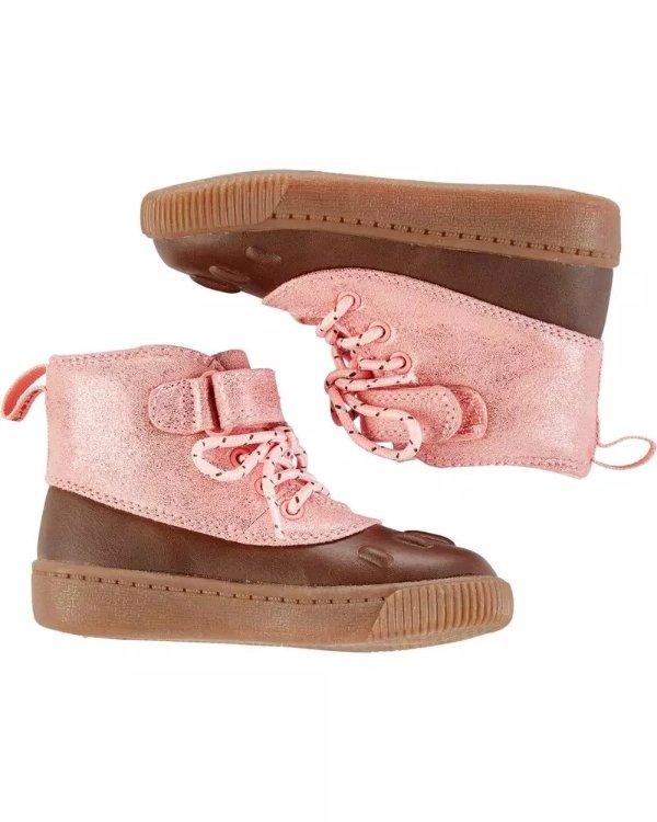 儿童Duck靴