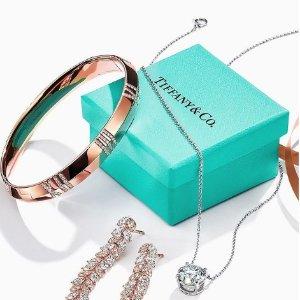 $210起 邂逅蓝色惊喜Tiffany & Co 双节送礼指南 唯有爱与珠宝不可辜负
