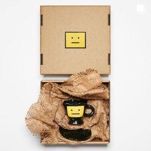 8.5折!£76就收Acne围巾Acne Studios 国庆大促 新款囧脸&LOGO卫衣T恤、围巾