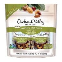 Orchard Valley Harvest 蔓越莓杏仁腰果混合包 8oz